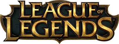 Logotyp på datorspelet League of Legends
